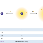 Difference Between Free Radical and Ion