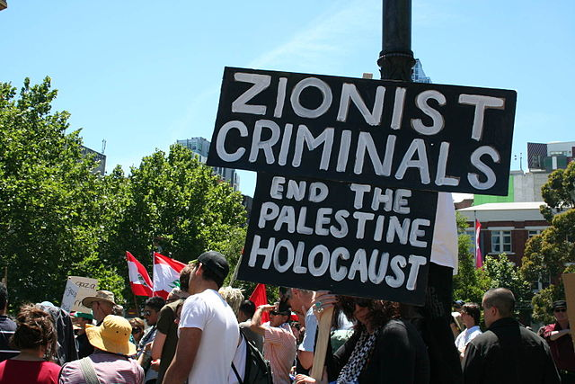 Jew vs Zionist