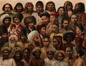Nationality vs Race