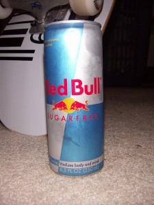 Red Bull vs Red Bull Sugar Free