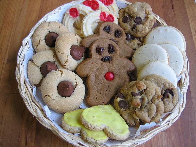 Biscuits vs Cookies