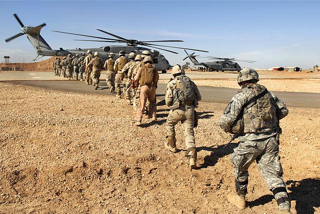 Military vs Army
