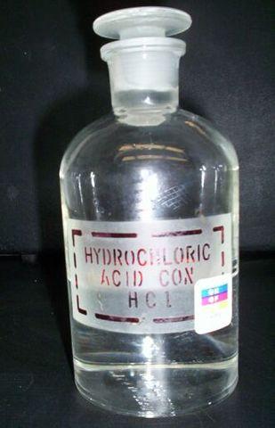Muriatic Acid vs Hydrochloric Acid