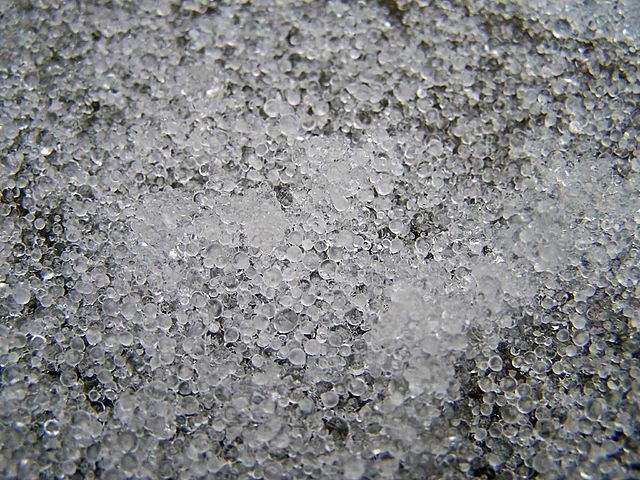 Difference Between Sleet and Hail