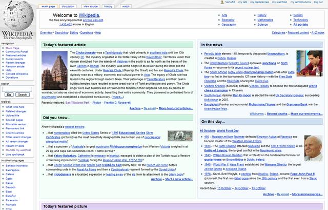 Wikipedia vs Encyclopedia