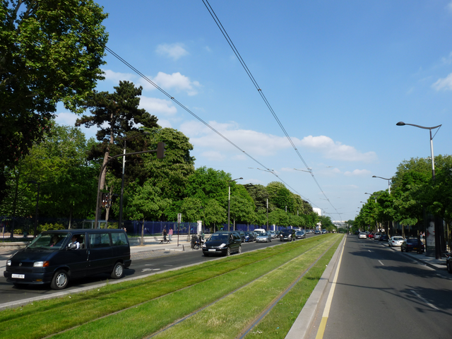 Avenue vs Boulevard
