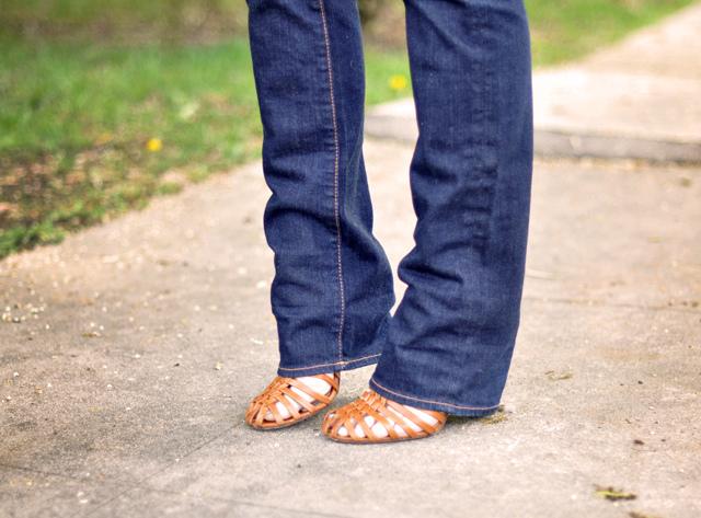 Bootcut vs Straight Leg