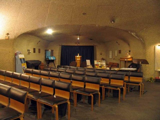 Church vs Chapel