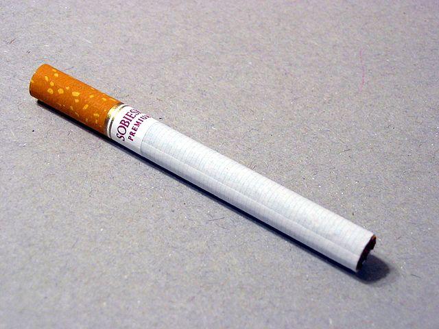 Cigar vs Cigarette