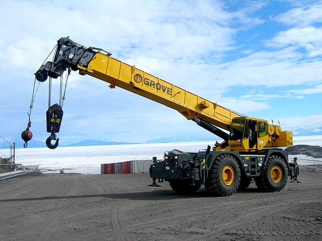 Hoist vs Crane