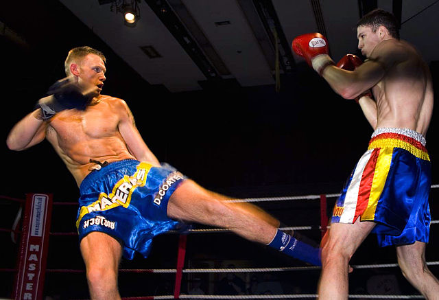 Muay Thai vs Kickboxing