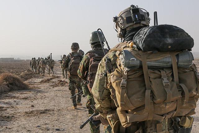 Ranger vs Special Forces