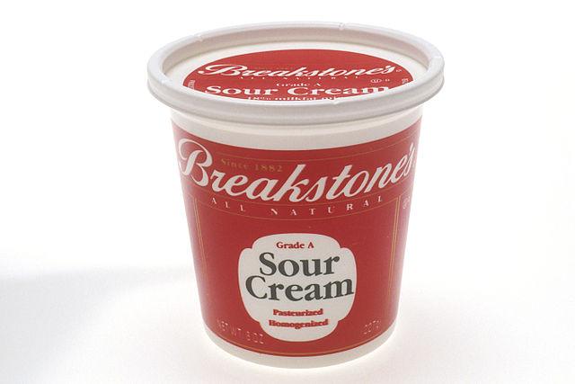 Sour Cream vs Yogurt