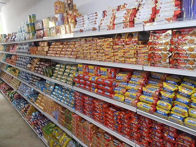 Supermarket  vs Hypermarket