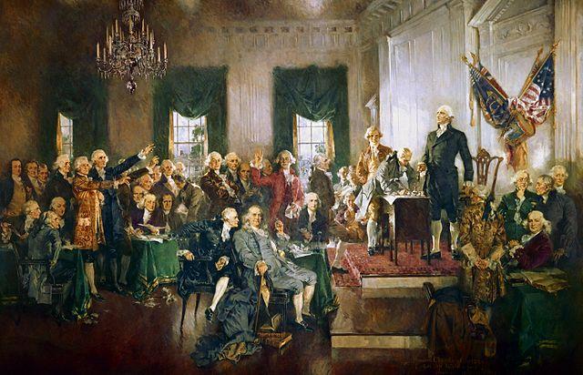 Articles of Confederation vs US Constitution
