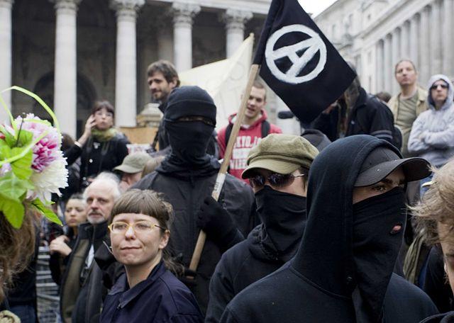 Libertarian vs Anarchist