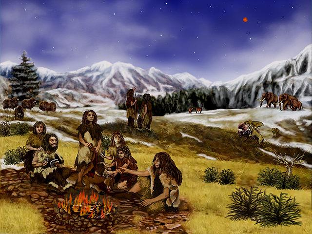 Neanderthals vs Homo Sapiens
