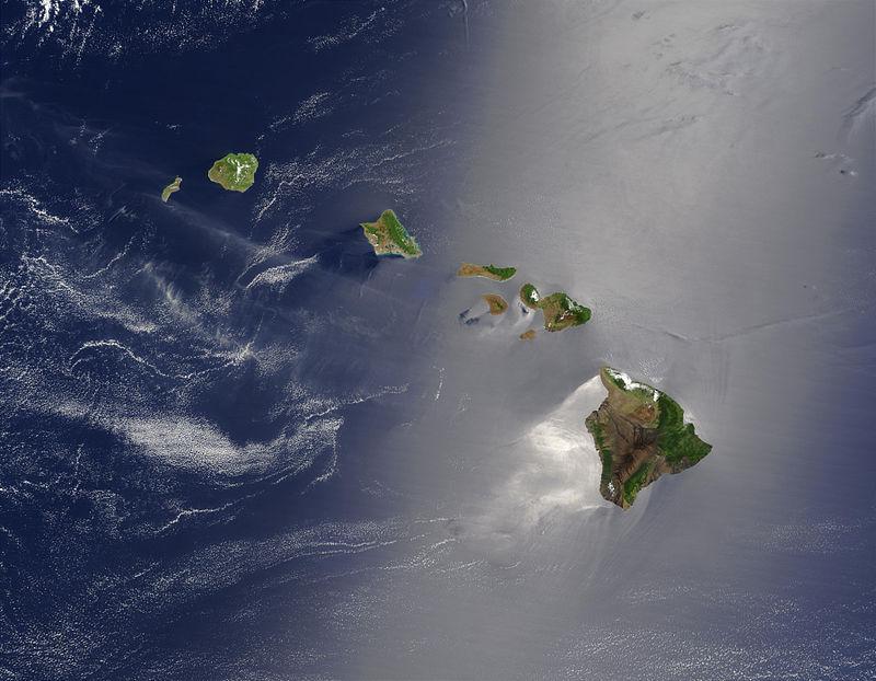 Island vs Archipelago