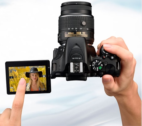 Nikon D5300 vs D5500