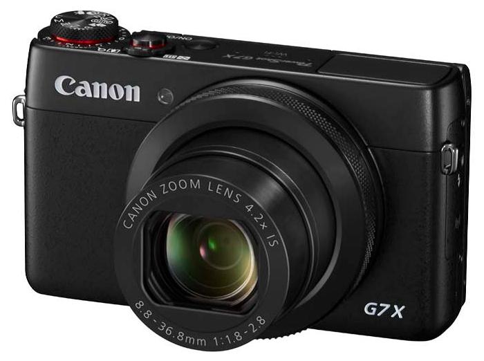 Panasonic LX100 vs Canon G7X