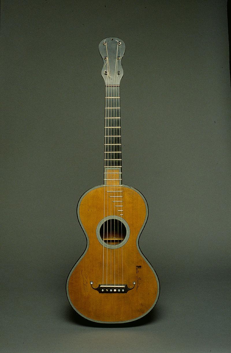 Acoustic Guitars vs Classical Guitars