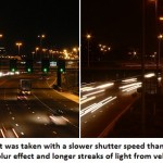 Difference Between ISO and Shutter Speed