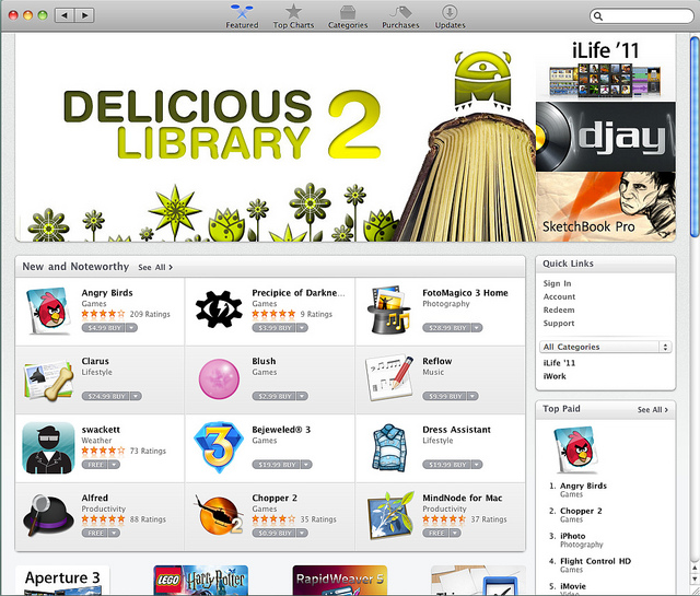 Key Difference - App store vs iTunes