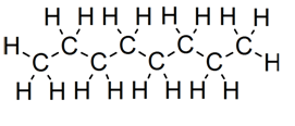 Aliphatic vs Aromatic Hydrocarbons-Straight chains