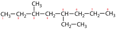 Aliphatic vs Aromatic Hydrocarbons-branded chains