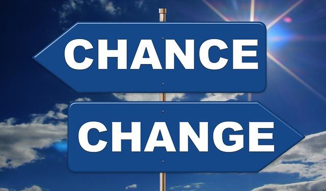 key difference - change vs innovation