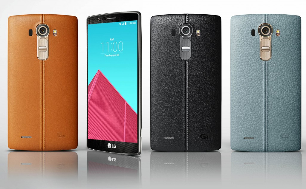 difference between Galaxy Edge plus and LG G4-
