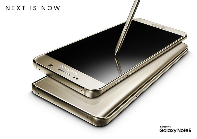Main Difference - Sony Xperia Z5 vs Samsung Galaxy Note 5