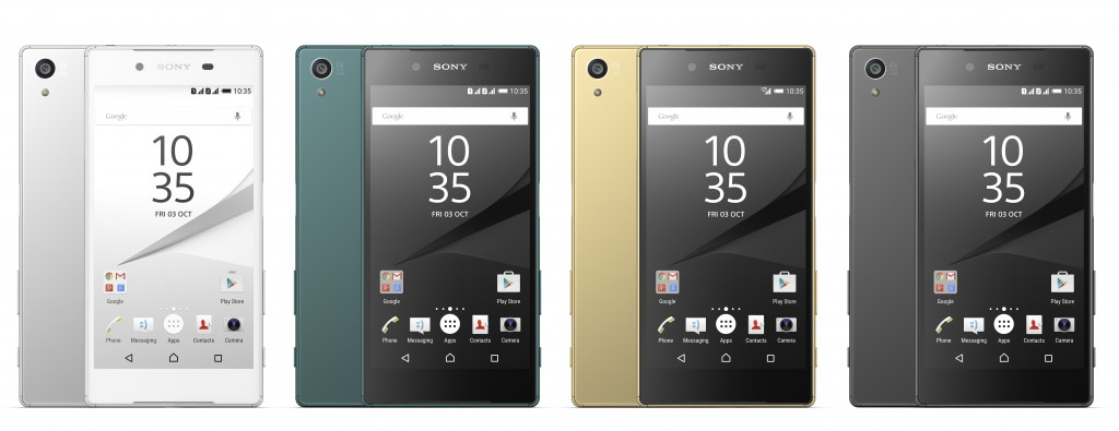 Difference Between Sony Xperia Z5 and iPhone 6S