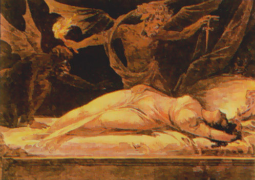 Difference Between Incubus and Succubus