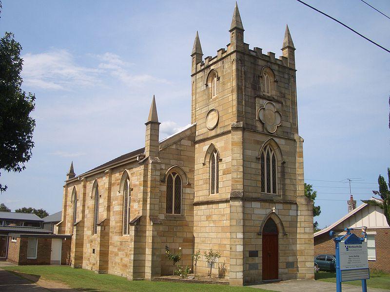 Methodist vs Presbyterian