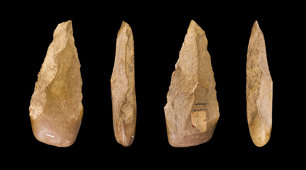 Neolithic vs Paleolithic Age