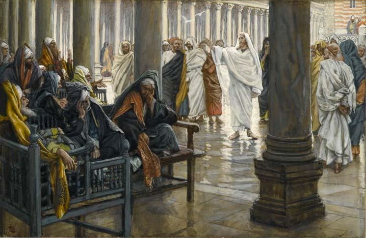 Sadducees vs Pharisees