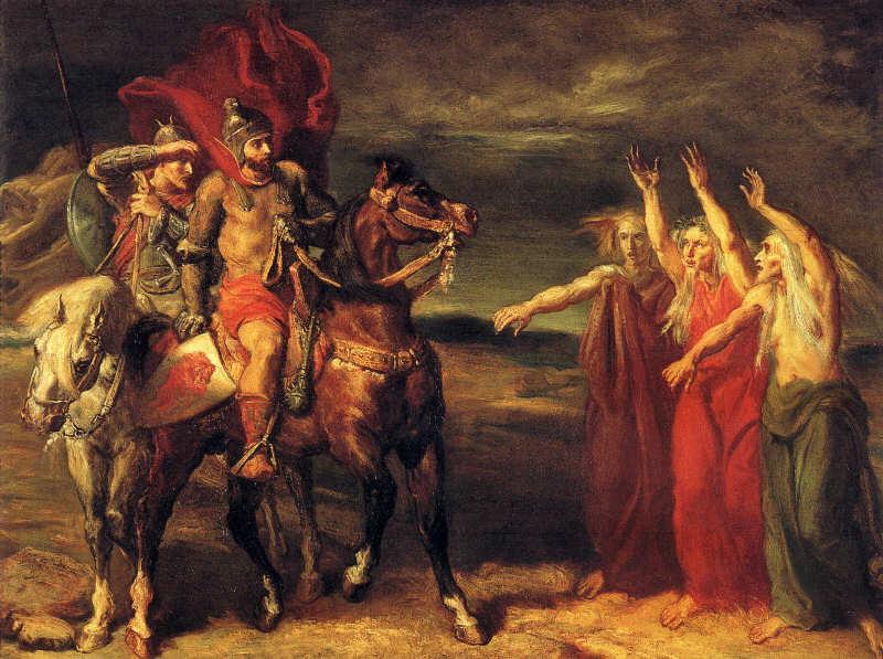 Key Difference - Macbeth vs Banquo