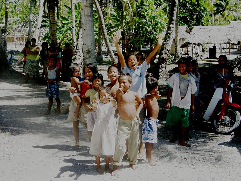 Key Difference - Polynesia vs Melanesia vs Micronesia