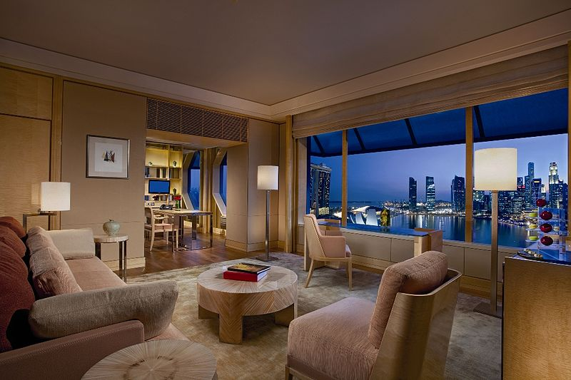 Difference Between Suite and Room