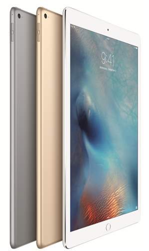 Key Difference - 9.7 inch vs 12.9 inch iPad Pro
