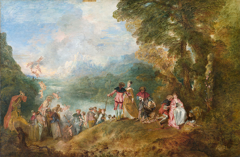 Key Difference - Baroque vs Rococo