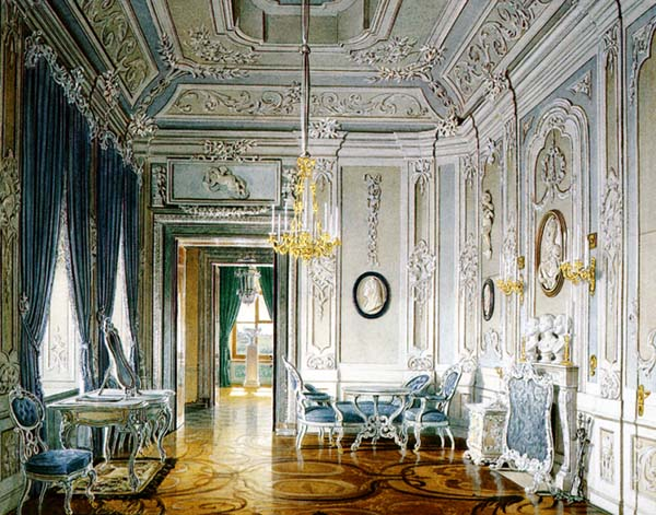 Difference Between Baroque and Rococo