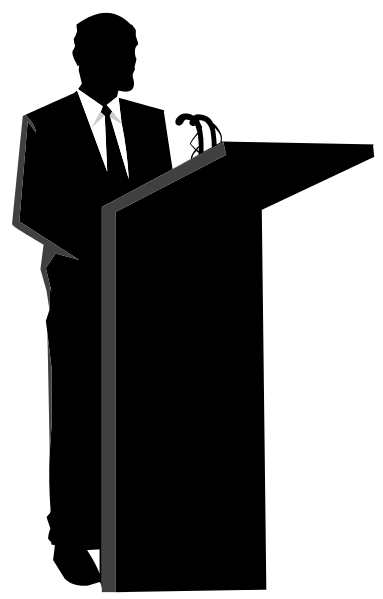 Difference Between Lectern and Podium