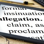 Difference Between Accusation and Allegation