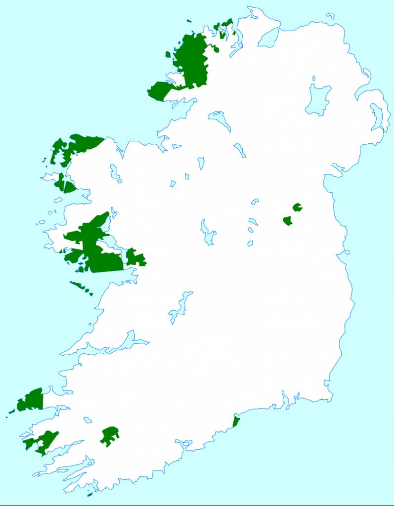 Key Difference -  Irish vs   Gaelic