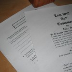 Difference Between Legacy and Bequest