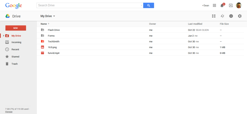 Key Difference - Google Docs vs Google Drive