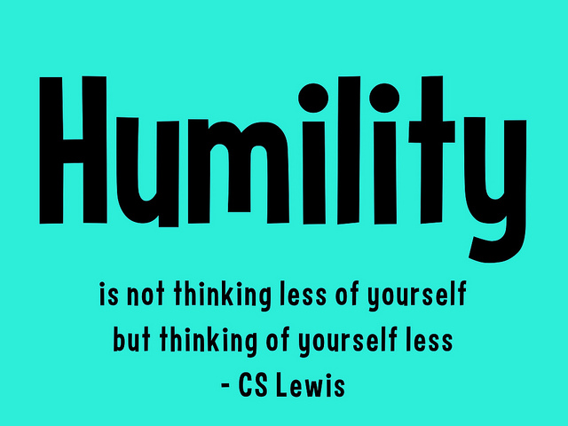 Difference Between Humble And Humility