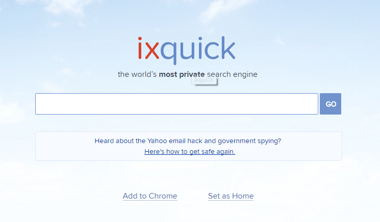 Difference Between Ixquick Duckduckgo and Startpage